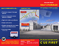 Collins Road Self Storage Logo