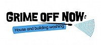 Grime Off Now Logo