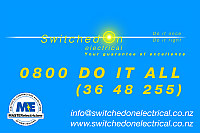 Switched On Electrical Logo